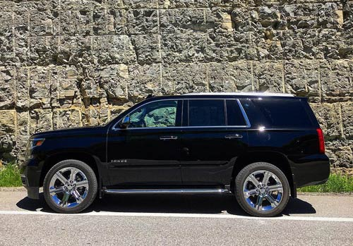 Detailed Chev Tahoe | Autobuf Fine Detailing & Restyling