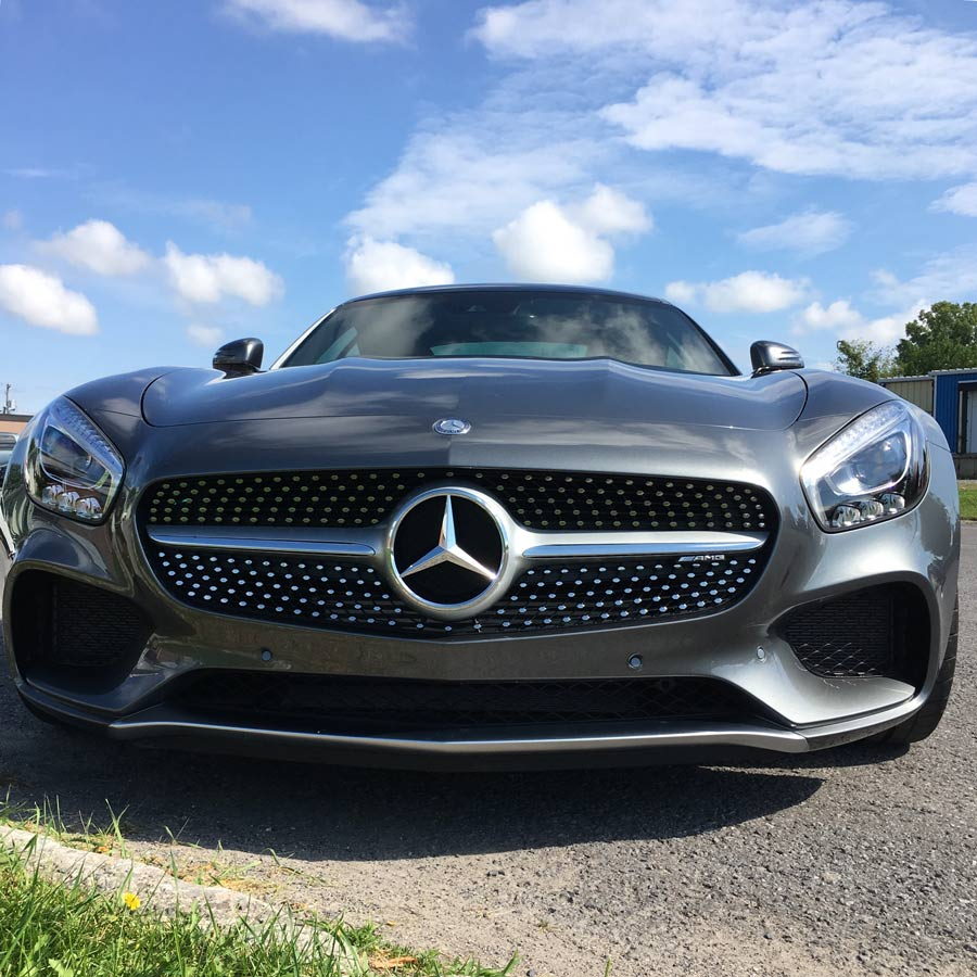 Mercedes GT-R AMG | Autobuf Fine Detailing & Restyling