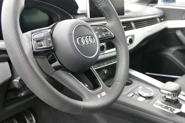 Audi Steering Wheel | Autobuf Fine Detailing & Restyling