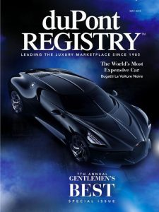 dupont registry magazine cover