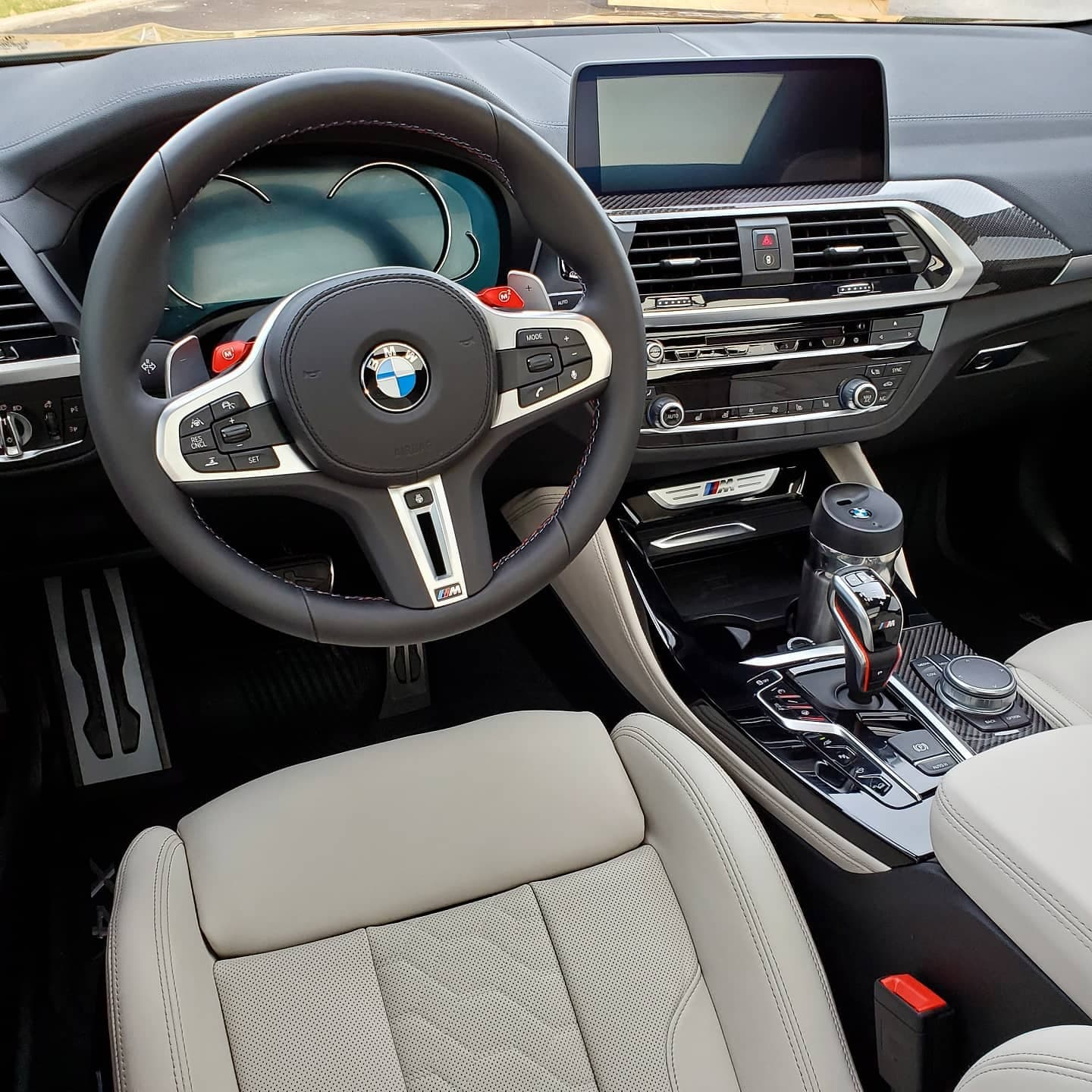 BMW I8 Interior at Autobuf fine car detailing and restyling in Kingston, Ontario