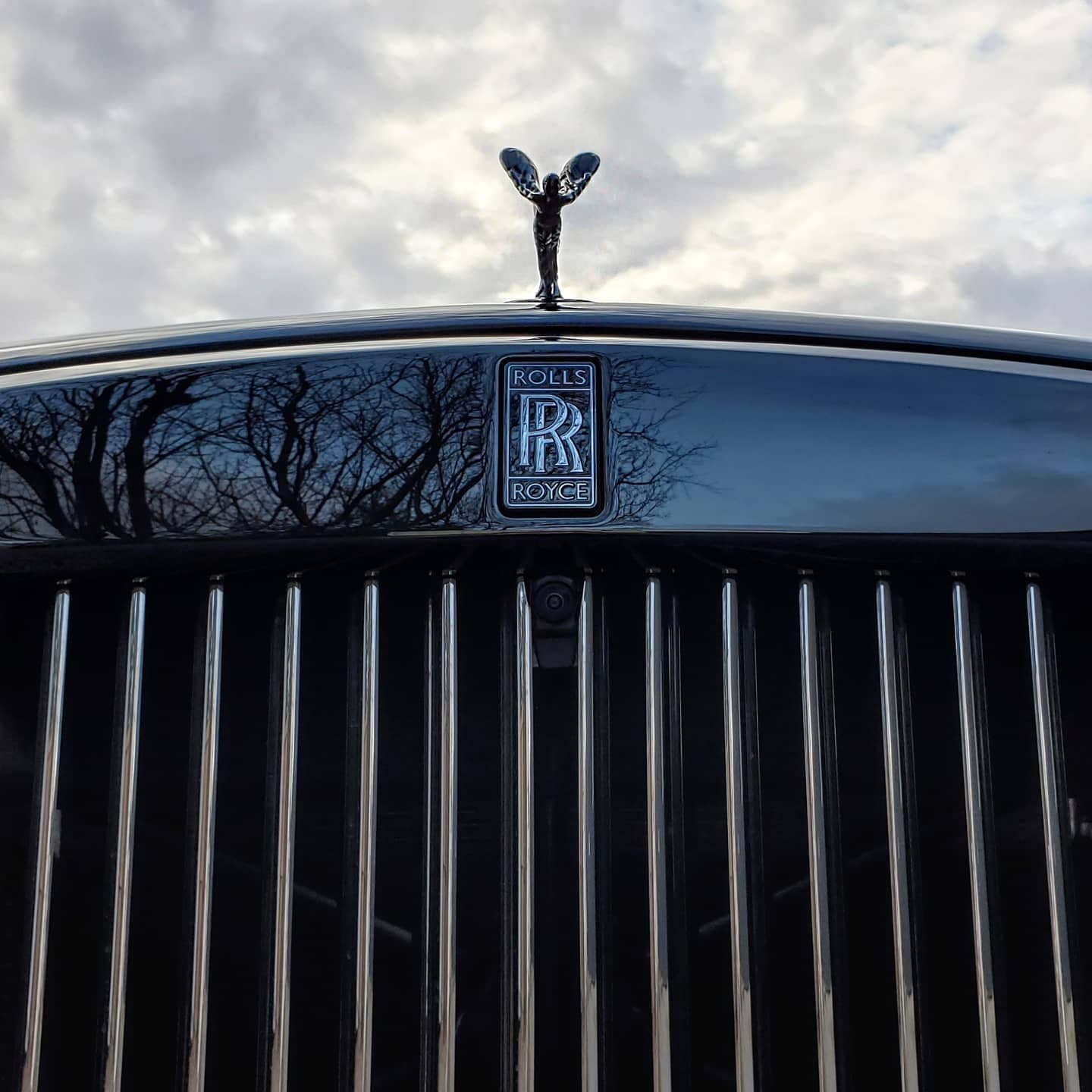 Rolls Royce hood ornament   Autobuf fine car detailing and restyling in Kingston