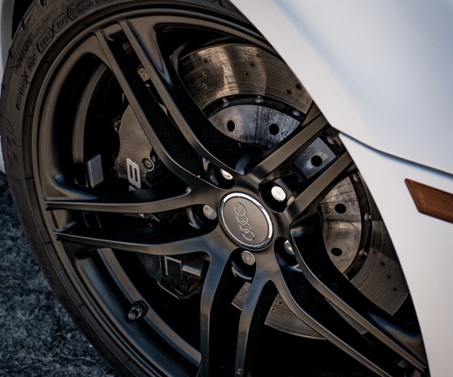 Auto Detailing Services | Ceramic Coating on black Rims at Autobuf Fine car detailing and restyling in Kingston, Ontario