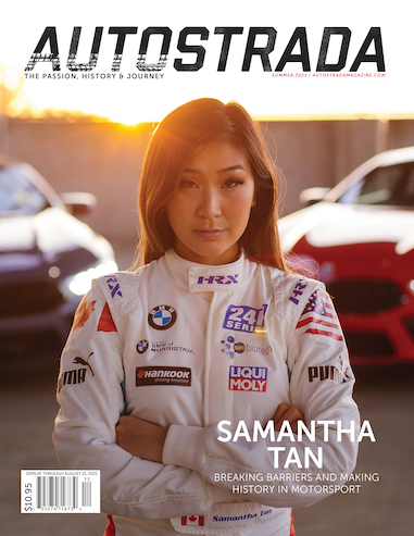 autostrada magazine feature